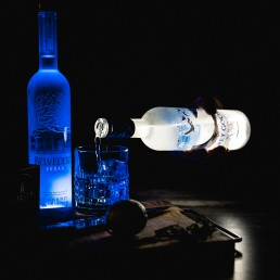 Illuminate your night blauw